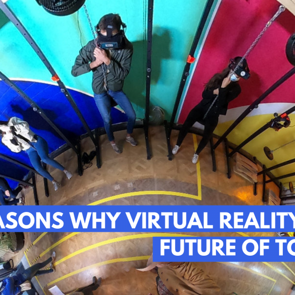 5 reasons why VR is the future of tourism - Imagine Belgium