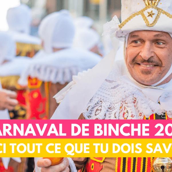 Carnaval de Binche - ©️Sophie Lenoir