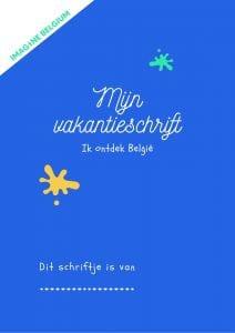 vakantieschrift herfst Nederlands