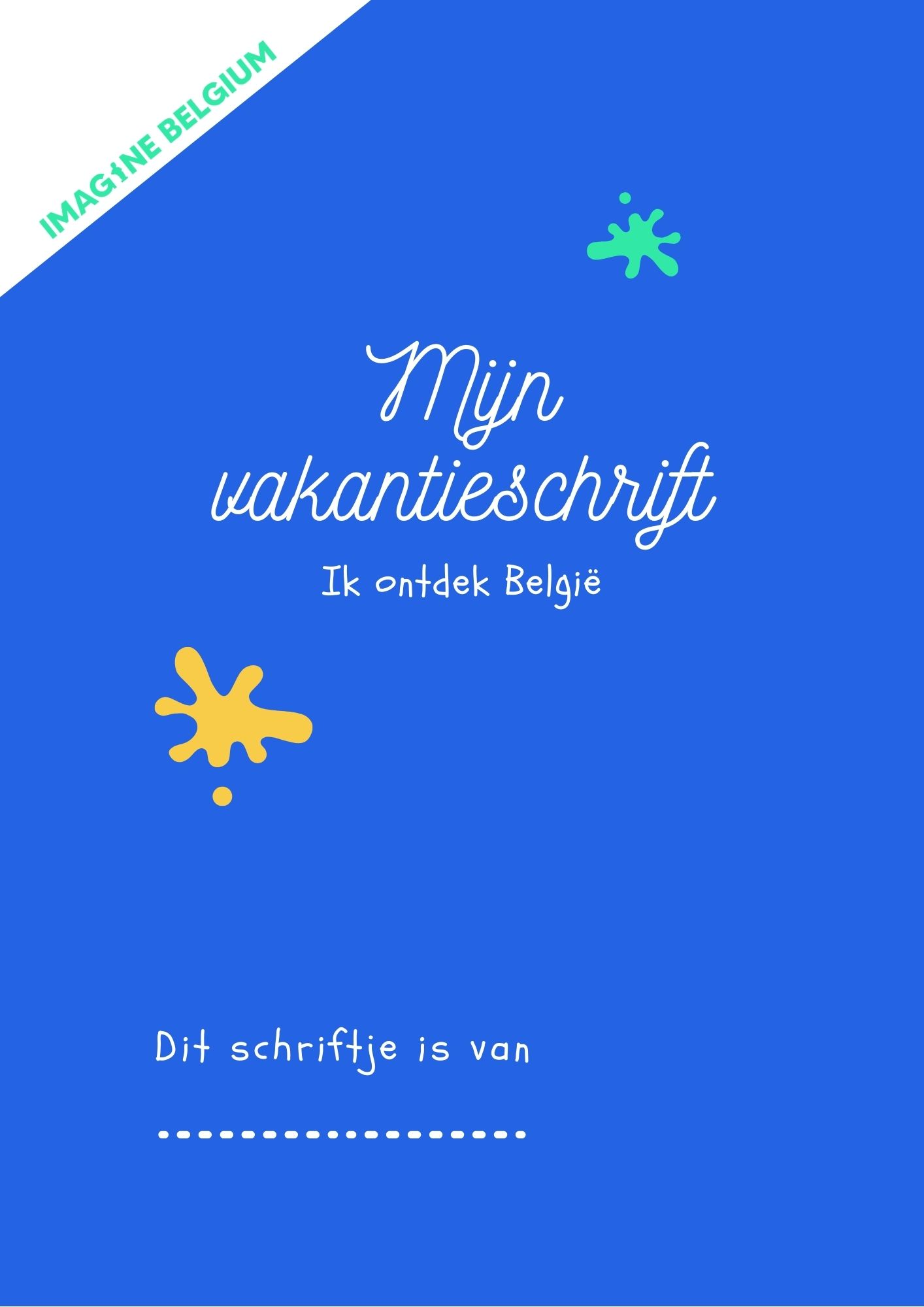 cover fall holiday book dutch