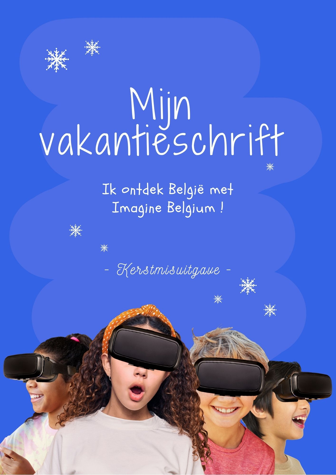 cover holiday book Christmas dutch